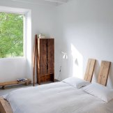 chambre monacale (c) Philippe Garcia via Marie Claire Maison